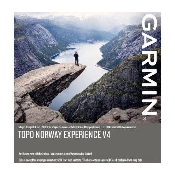 TOPO Norway Experience PRO v4