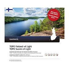 Garmin TOPO Finland v4 PRO microSD-/SD-muistikortilla