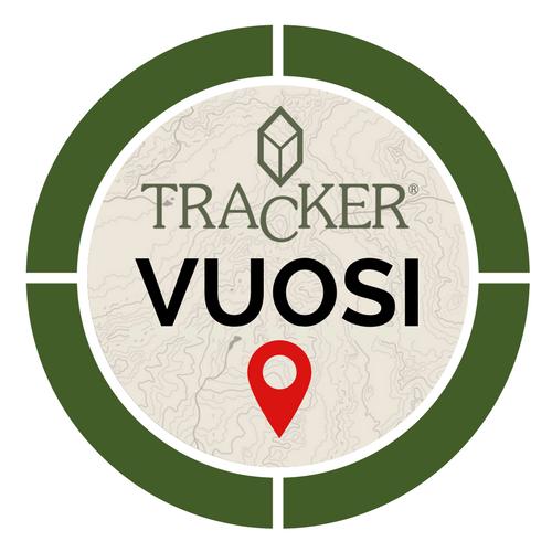 Tracker  vuosilisenssi