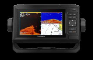 Garmin Echomap Plus 62cv karttaplotteri + GT20-TM-kaikuanturi