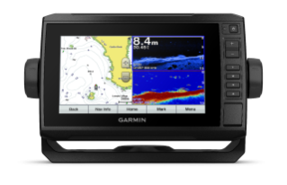 Garmin Echomap Plus 72cv karttaplotteri + GT20-TM-kaikuanturi
