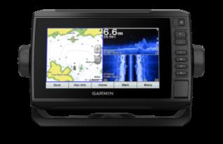Garmin Echomap Plus 72sv karttaplotteri + GT52HW-TM-kaikuanturi