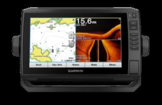 Garmin Echomap Plus 92sv karttaplotteri + GT52HW-TM-kaikuanturi