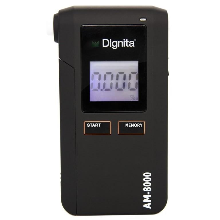 Dignita AM-8000 alkometri