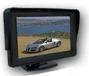 DG 43 LCD Värinäyttö