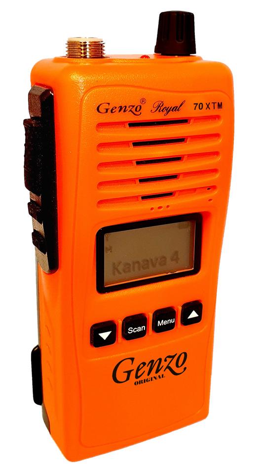 Genzo Royal 70XTM VHF Radiopuhelin