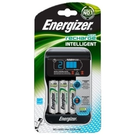 ENERGIZER INTELLIGENT 4AA laturi