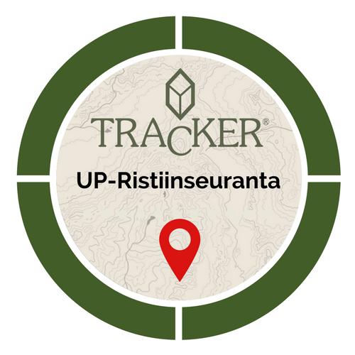 Tracker UP ristiinpaikannus