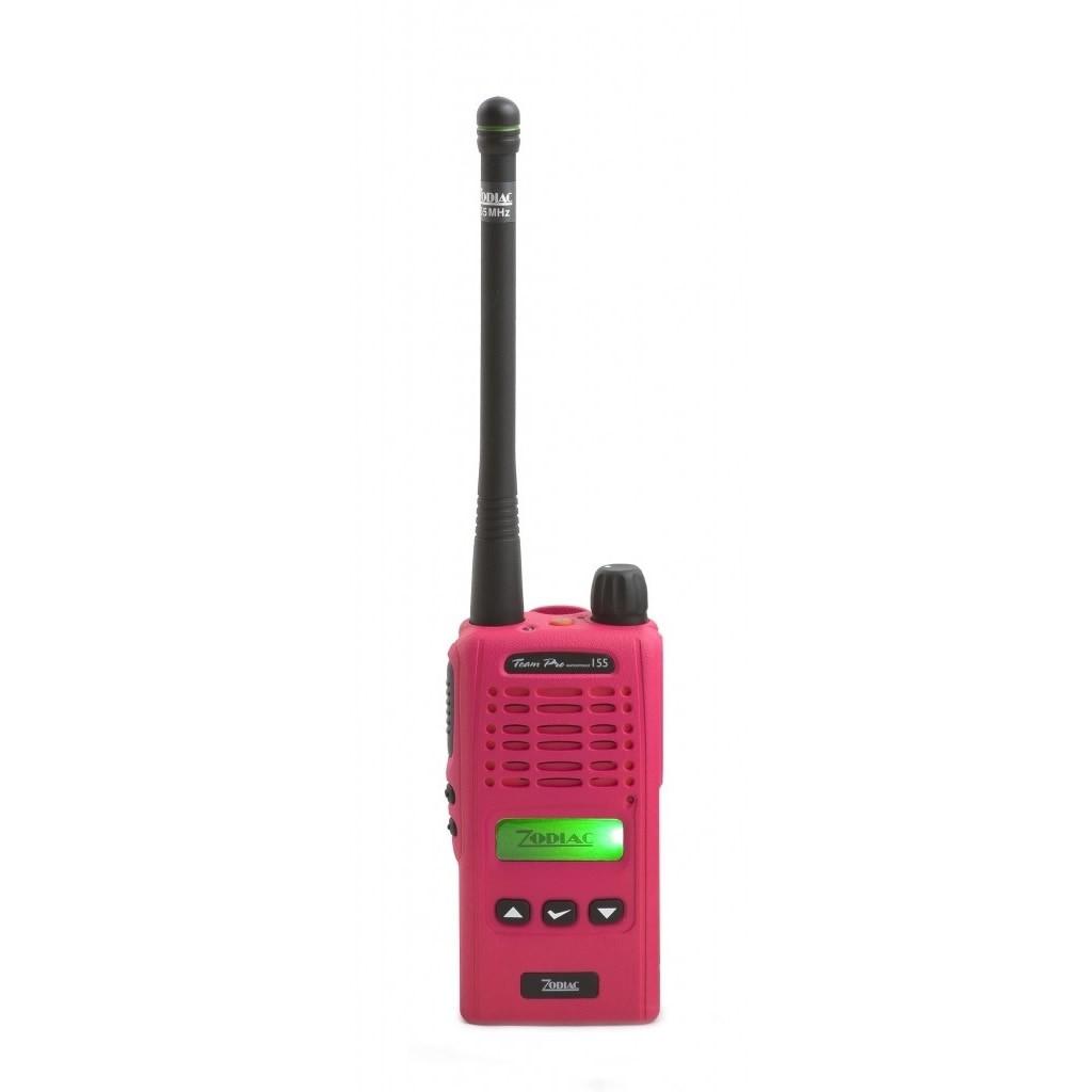 Zodiac Team Pro Roosa Waterproof VHF Puhelin