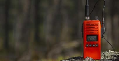 Genzo Royal 66XT metsästys VHF